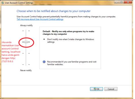 Appserv untuk Windows 7